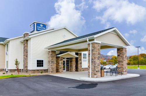 Cobblestone Inn & Suites Ambridge