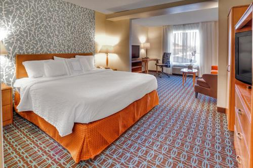 Fairfield Inn & Suites by Marriott Edmond Photo