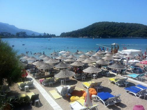 Ovacik Golden Sand Beach Club Karavan Holidays adres
