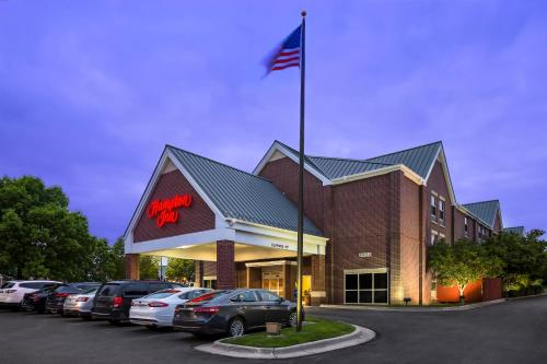 Hampton Inn Lincoln - South/Heritage Park