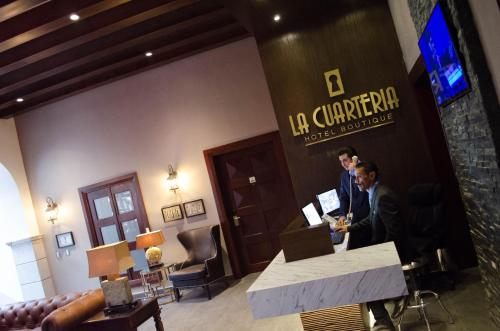 Hotel Boutique La Cuarteria Photo