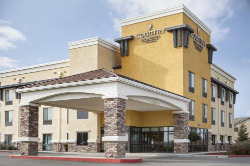 Country Inn & Suites By Carlson Dixon Ca - Uc Davis Area - Dixon, CA 95620