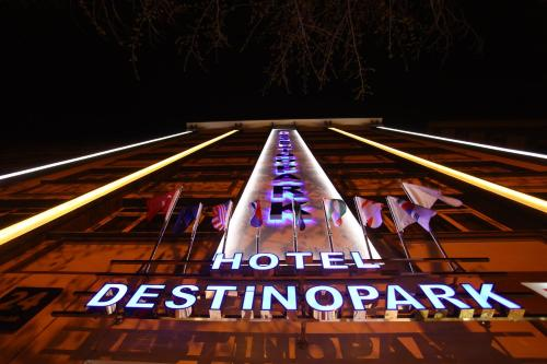 Ankara Destino Park Hotel phone number