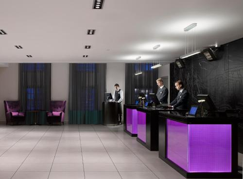 Radisson Blu Hotel, Edinburgh photo 17