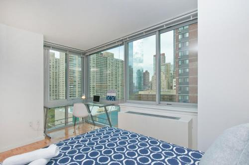Luxurious Doorman Building 2 Bedroom With Gym - Lincoln Center Photo