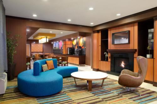 Fairfield Inn & Suites Minneapolis St. Paul/Roseville Photo