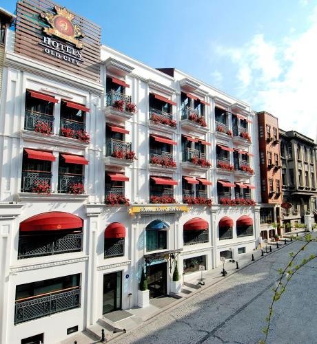 Istanbul Dosso Dossi Hotels Old City tatil
