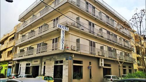 Kidonia Hotel in chania - 2 star hotel