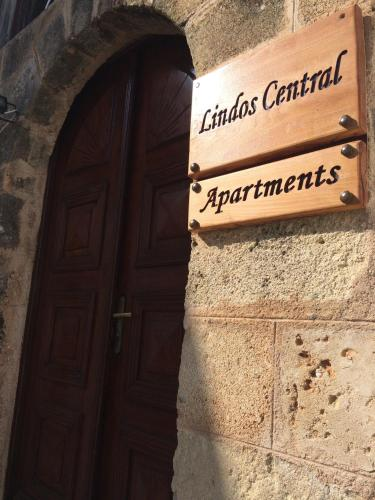 Lindos Central Apartments - Lindos Greece