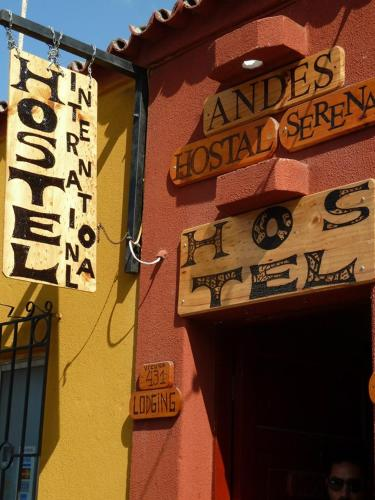 Andes Hostal Serena Photo