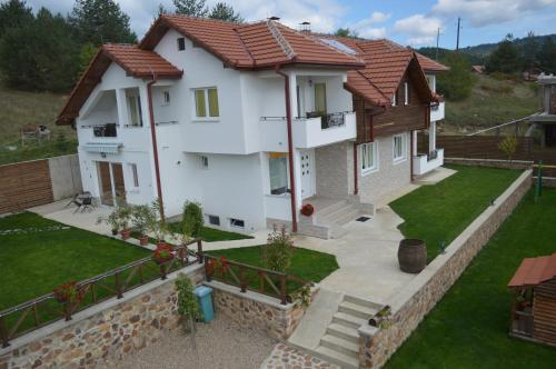 Hestia Apartments, Berovo