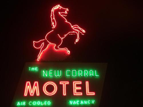 New Corral Motel - Victorville, CA 92395