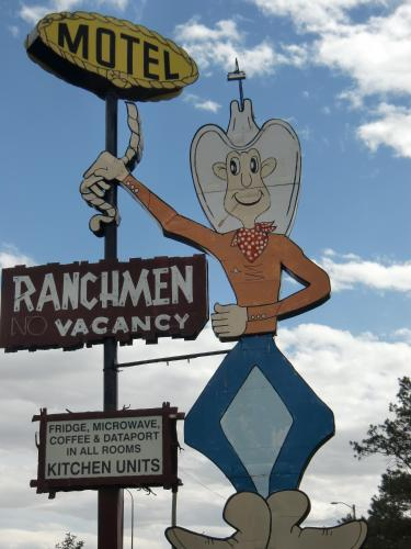 Ranchmen Motel Photo