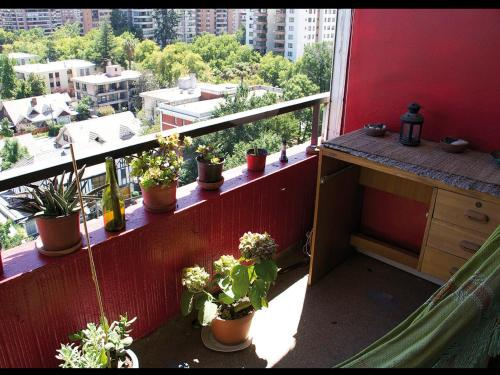 Cosy Apartment in Santiago Photo