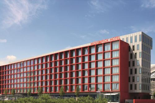 Mövenpick Hotel Frankfurt City photo 9