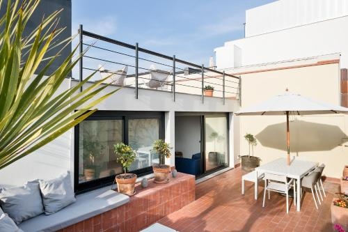 Friendly Rentals Jasmine Terrace - barcelone -