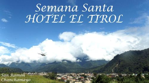 Hotel El Tirol Photo