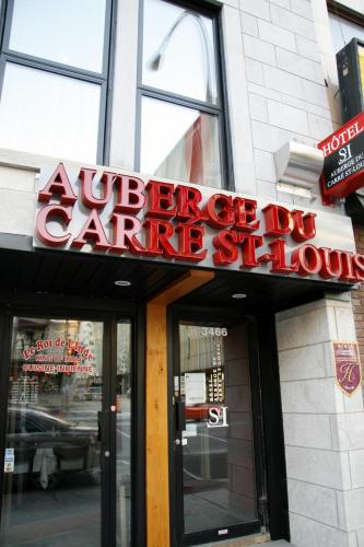 Auberge du Carre St-Louis Photo