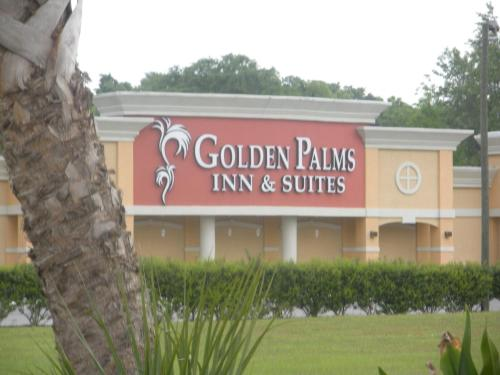 Golden Palms Inn & Suites - Ocala, FL 34478