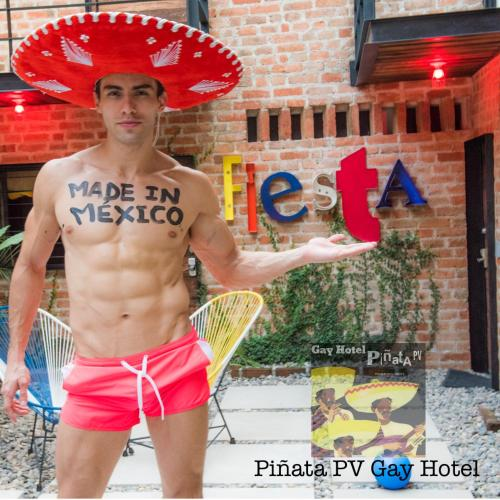 Piñata PV Gay Hotel Photo