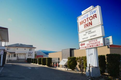 Country View Motor Inn Kamloops