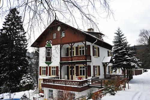 Гостевой дом «Pension Marchenland», Waldbärenburg