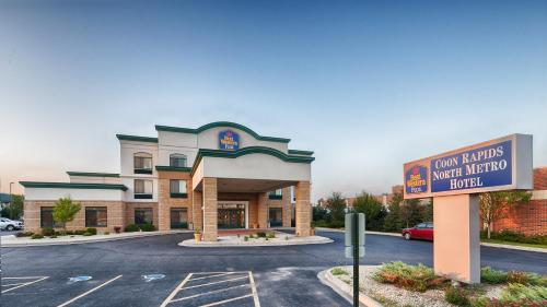 Picture of Best Western PLUS Coon Rapids Metro North