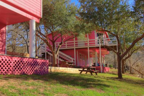 Three Pink Housez C Photo