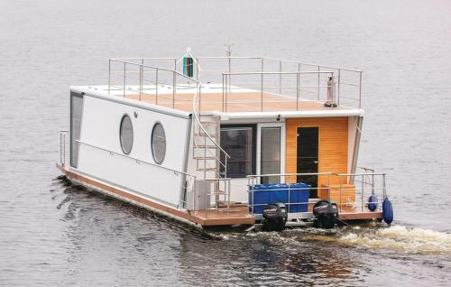 Гостевой дом «Holiday Home De luxe King Houseboat», Ювяскюля