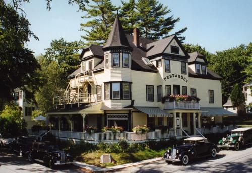 Pentagoet Inn Photo