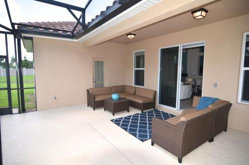Solterra Resort Four-Bedroom Pool Home - ORL4019 Photo