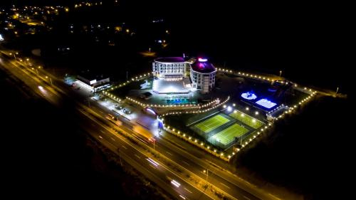 Turgutlu Kaya Magnesia Hotel Thermal Spa & Wellness directions