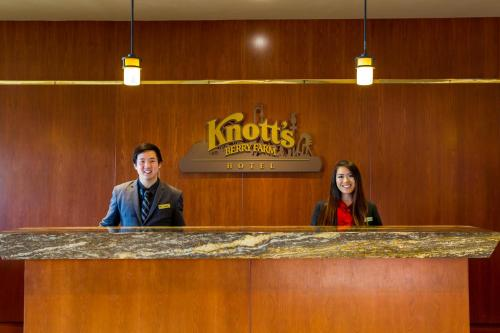Knott's Berry Farm Hotel Photo