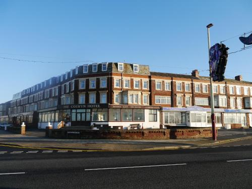 The Colwyn Hotel - near Pleasure Beach