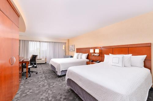 Courtyard By Marriott Boise West/Meridian - Meridian, ID 83642