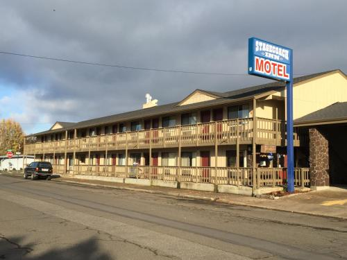 Stagecoach Inn Motel Photo