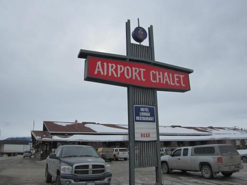 Airport Chalet Photo