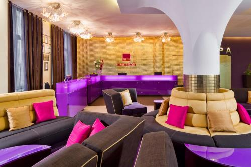 Mamaison All-Suites Spa Hotel Pokrovka - moscou -