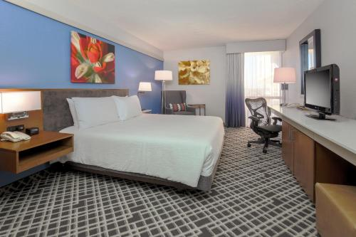 Hilton Garden Inn Dallas/Market Center impression