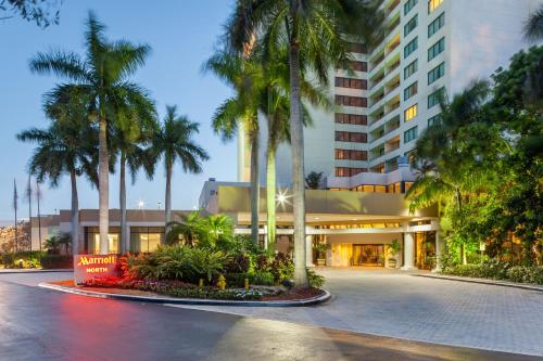 Foto de Marriott Fort Lauderdale North