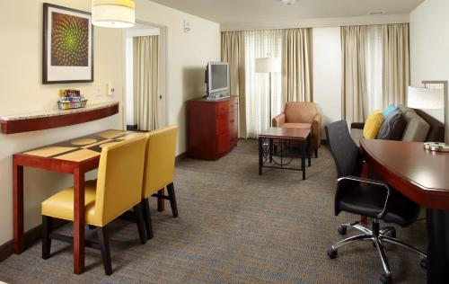 Residence Inn Columbus Downtown Photo