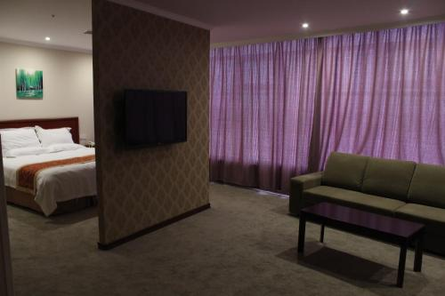 GreenTree Inn Shanghai Guangxin Road Tongji Hospital Express Hotel photo 7