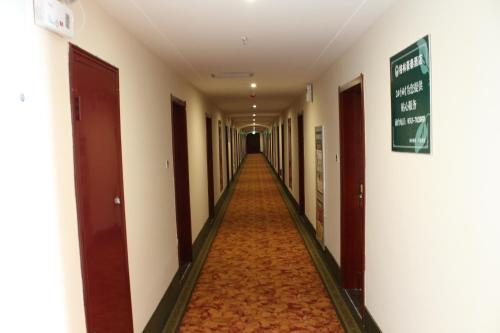 GreenTree Inn Shanghai Guangxin Road Tongji Hospital Express Hotel photo 12