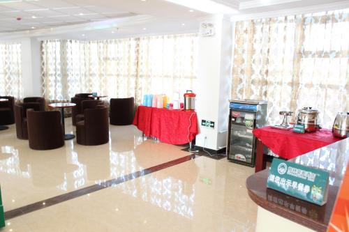 GreenTree Inn Shanghai Guangxin Road Tongji Hospital Express Hotel photo 16