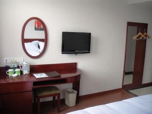GreenTree Inn Shanghai Guangxin Road Tongji Hospital Express Hotel photo 22