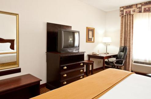 Holiday Inn Express Clanton Photo