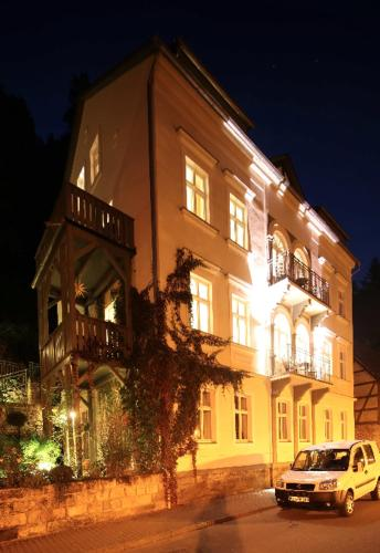 Apartmenthaus Saxonia