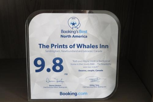 The Prints of Whales Inn Photo