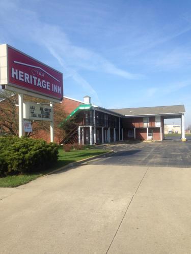 First Heritage Inn Rantoul Photo