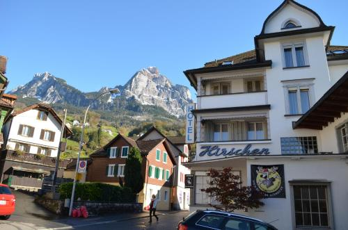 Hirschen Backpacker-Hotel & Pub